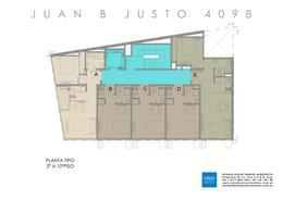 Foto Edificio en Caballito Juan B Justo 4098 número 13