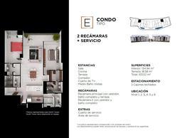 """Foto Edificio en Cancún Centro ALLURE Osean Front Luxury Condos """"Vive en la playa y en la ciudad""""  número 33"""