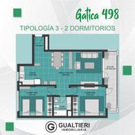 Foto Edificio en Cumelén                          Gatica 498          - CONDICIONES UNICAS número 15
