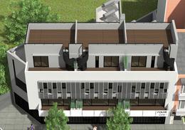 Foto Edificio en Belgrano 5 triplex sustentables. Piletas y parrillas propias. Belgrano.  número 15