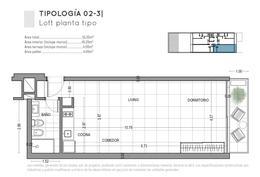 Foto Edificio en Pocitos Obra Bajo el Sistema de Fideicomiso al Costo número 2