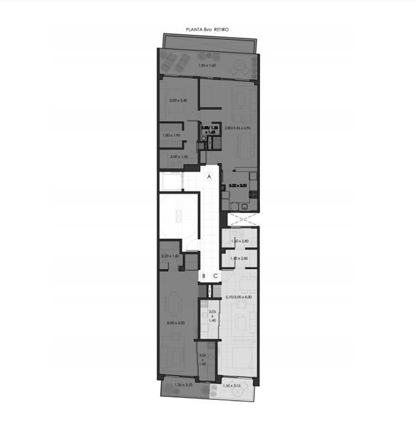 Foto Edificio en Palermo Thames 2200 número 7
