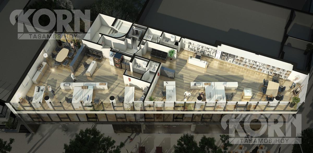 Foto Edificio de oficinas en Villa Crespo Juan B. Justo y Castillo numero 7