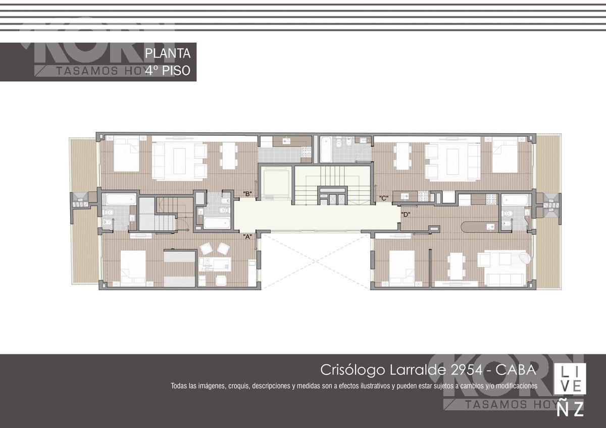 Foto Edificio en Nuñez Av. Crisólogo Larralde entre Cramer y Conesa numero 10