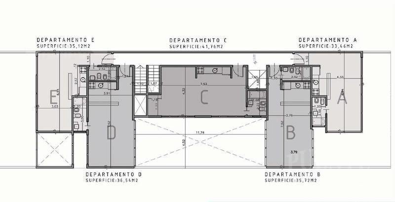 Foto Edificio de oficinas en Lomas de Zamora Oeste Sixto Fernandez 155 número 6