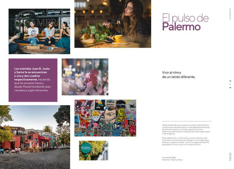 Foto Edificio en Palermo Humboldt 2363 número 4