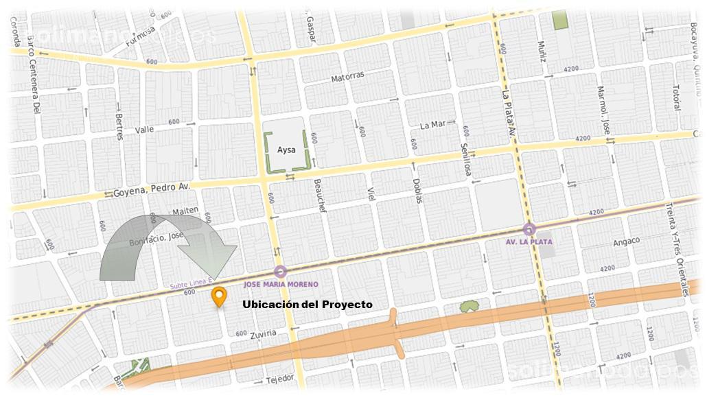 Foto Edificio en Caballito Riglos 837 número 6