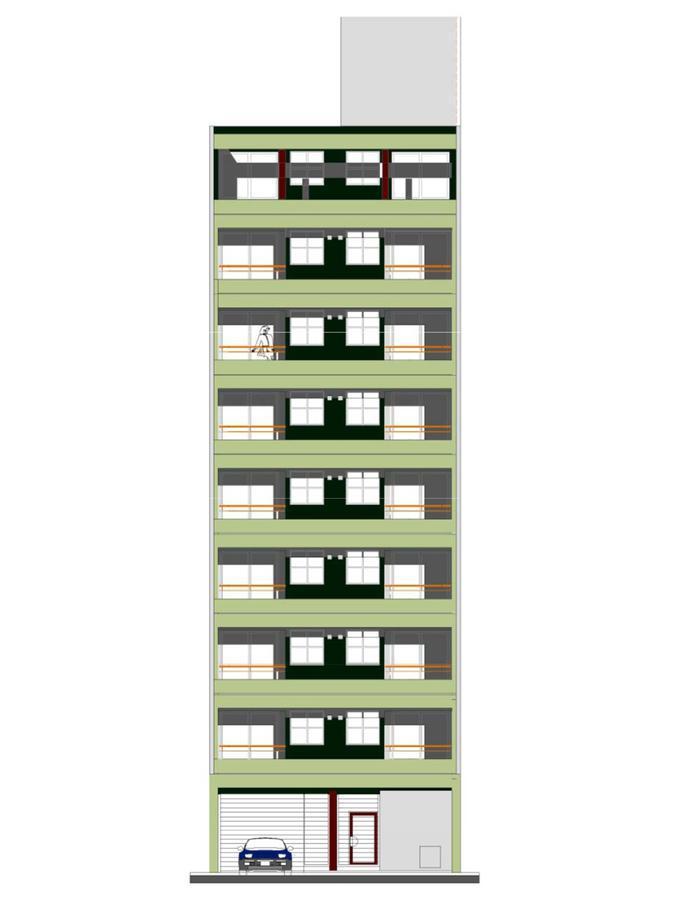 Foto Edificio en B.Santa Rita Tres Arroyos entre Helguera y Argerich numero 2