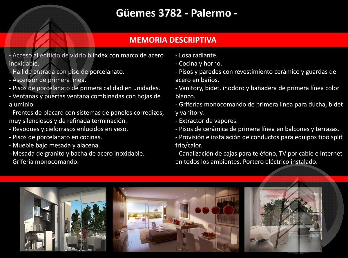Foto Edificio en Palermo Guemes al 3700 número 14