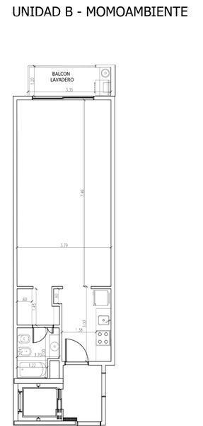 Foto Edificio en Caballito Gaona 2073 número 8