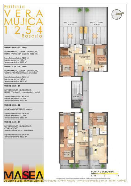 Foto Edificio en Remedios de Escalada de San Martin Vera Mujica 1254 número 11