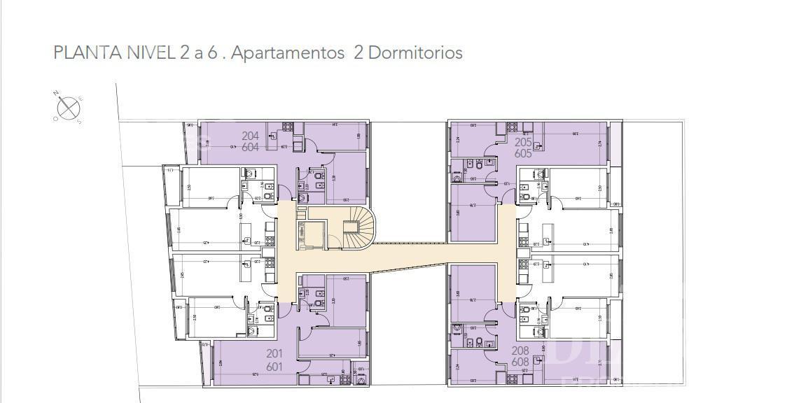 Foto Departamento en Venta en  La Blanqueada ,  Montevideo  8 de Octubre y Jaime Cibils. Piso 6