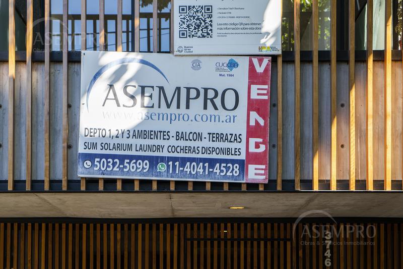 Foto Departamento en Venta en  Saavedra ,  Capital Federal  Paroissien 3700 depto 109