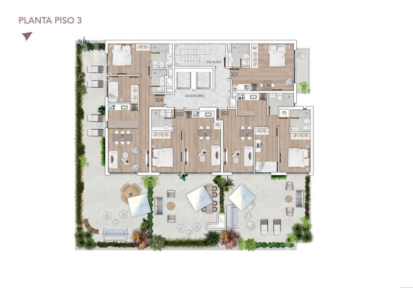 Foto Edificio en Punta Carretas Bv.Artigas y Solano Garcia Próximo número 17