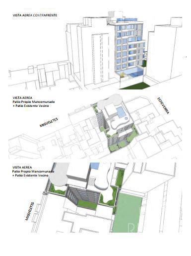 Foto Edificio en Belgrano  MIGUELETES 2030 - BELGRANO número 4