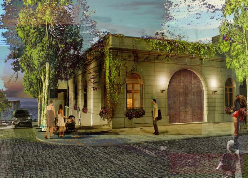 Foto Edificio en Colonia del Sacramento El Patio de las Glicinas número 3