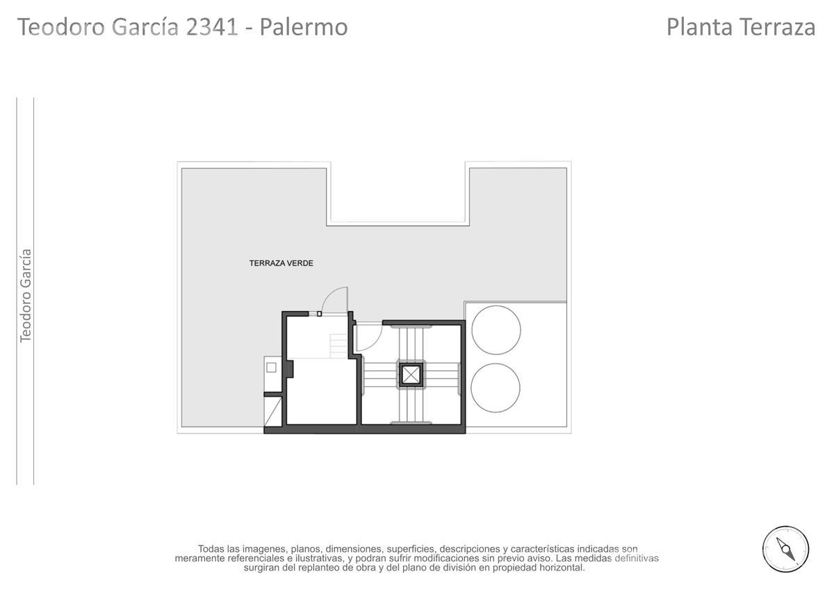 Foto Edificio en Palermo Teodoro García entre Av. Cabildo y 3 de Febrero numero 20