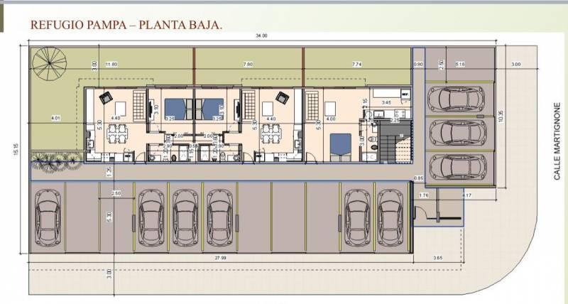 Foto Edificio en Pilar Pampa y Manuel Martignone 12 número 6