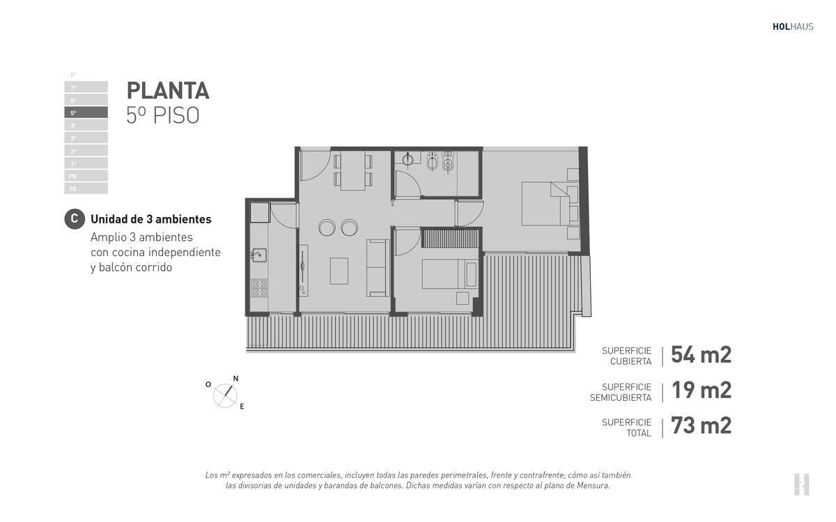 Foto Edificio en Saavedra Holmberg 4091/ 4081 número 18