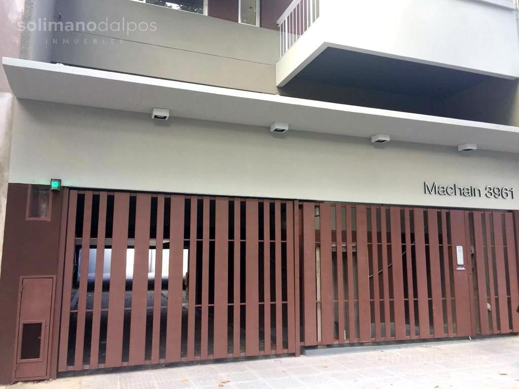 Foto Edificio en Villa Urquiza Machain 3961 número 3