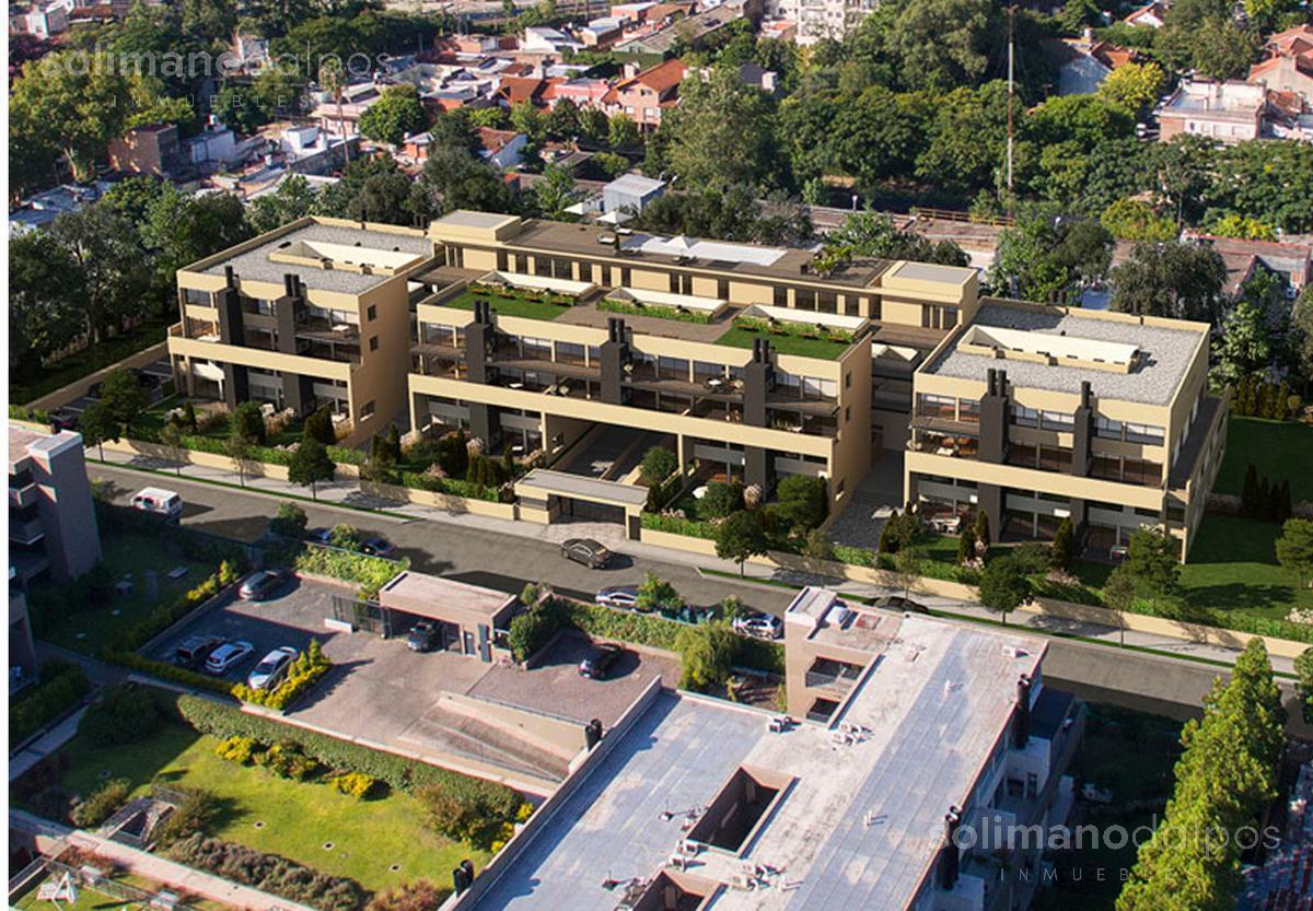 Foto EMPRENDIMIENTO - Edificio en  en  San Isidro , G.B.A. Zona Norte  Intendente Becco 2300