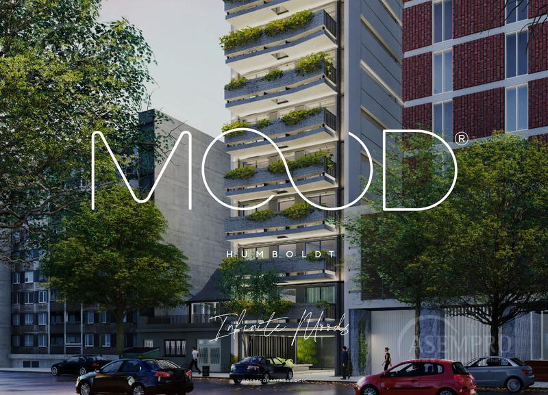 Foto Edificio en Palermo Humboldt 2363 número 1