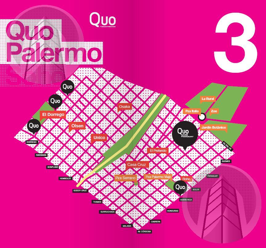 Foto Edificio en Palermo Quo Paraguay 4445 número 3