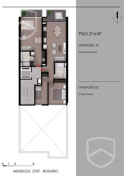 Foto Edificio en Lourdes MYC - Mendoza 2707 número 7