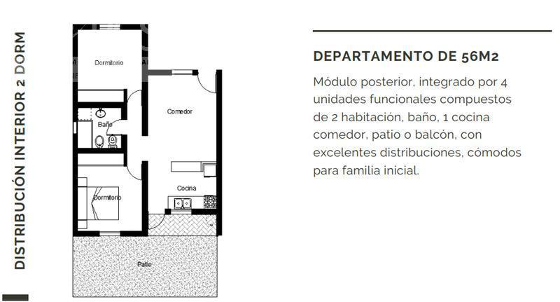 Foto Edificio en Rivadavia CALLE BOGGIAN - ZONA BARRIO LA CABAÑA número 3