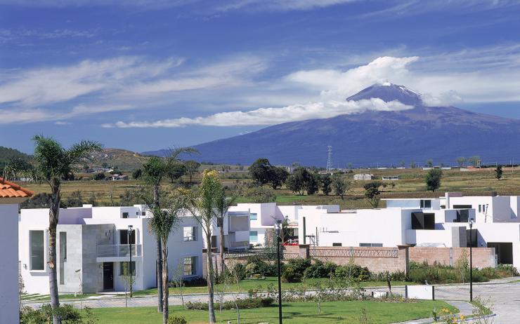 Foto Terreno en Venta en  La Isla Lomas de Angelópolis,  San Andrés Cholula  Terreno en Venta Gran Reserva Lomas de Angelopolis
