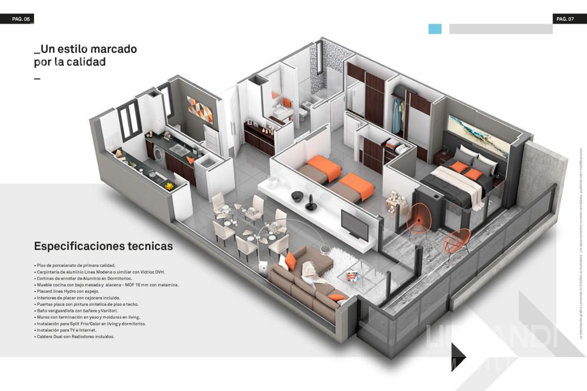 Foto Edificio en Nueva Cordoba BV. ILLIA 20 número 4