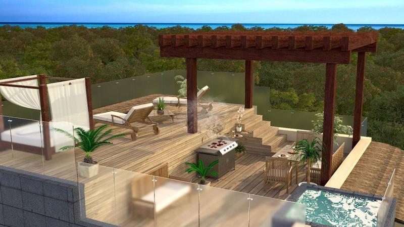Foto Edificio en Puerto Aventuras Puerto Aventuras, Quintana Roo número 2
