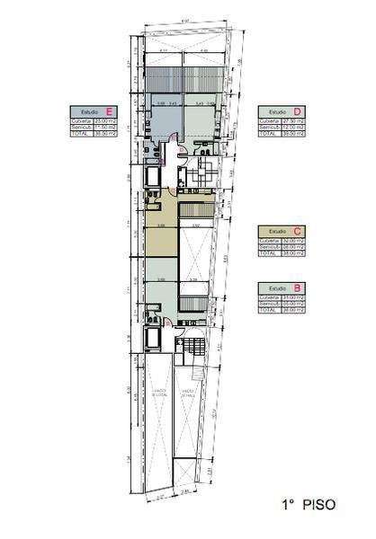 Foto Edificio en Recoleta Charcas 3196 número 4