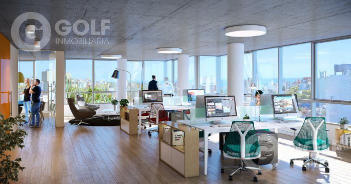 Foto Edificio de oficinas en Parque Rodó         Bulevar España 2253 esq Paullier  número 2