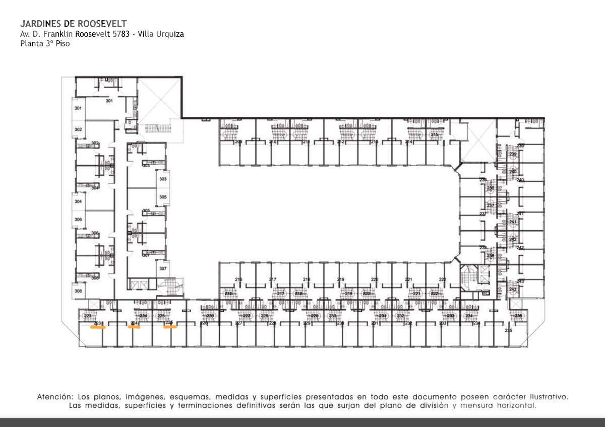 Foto Edificio en Villa Urquiza Av. D. Franklin Roosevelt al 5700 numero 24