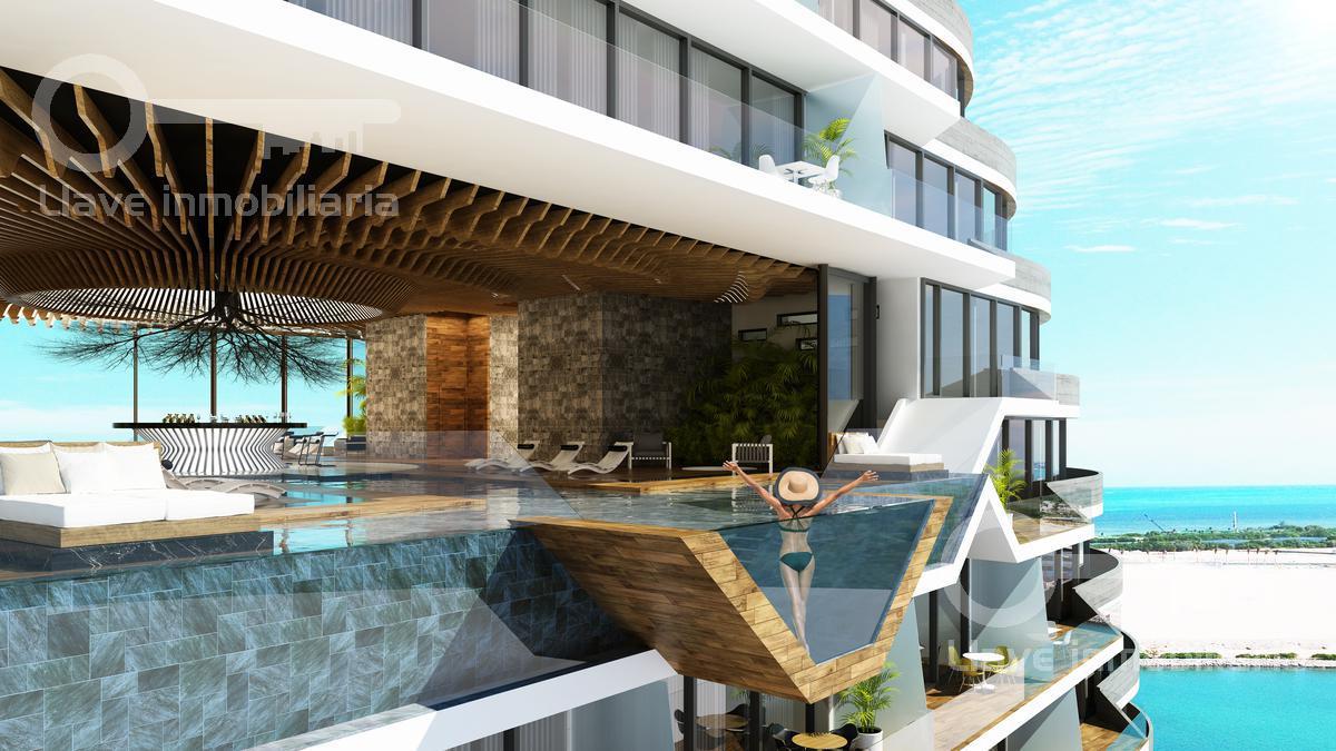 Foto Edificio en Zona Hotelera Shark Tower Puerto Cancun número 5