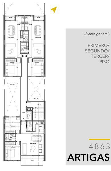 Foto Edificio en Villa Ballester Artigas 4800 número 3