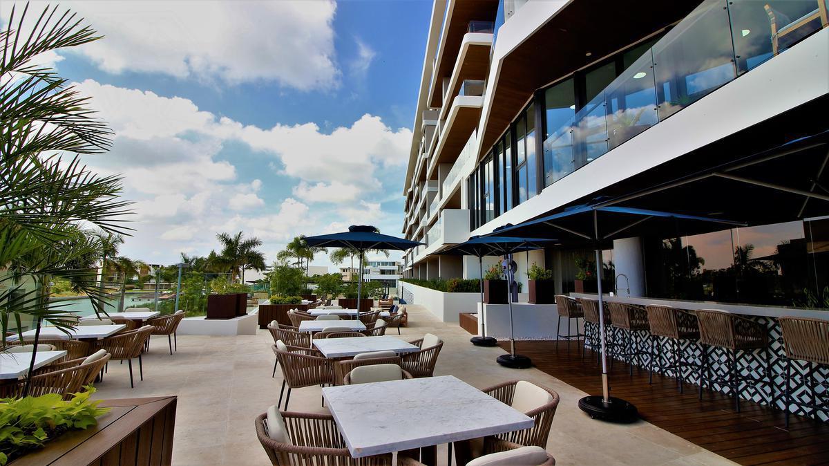 """Foto Edificio en Cancún Centro ALLURE Osean Front Luxury Condos """"Vive en la playa y en la ciudad""""  número 26"""