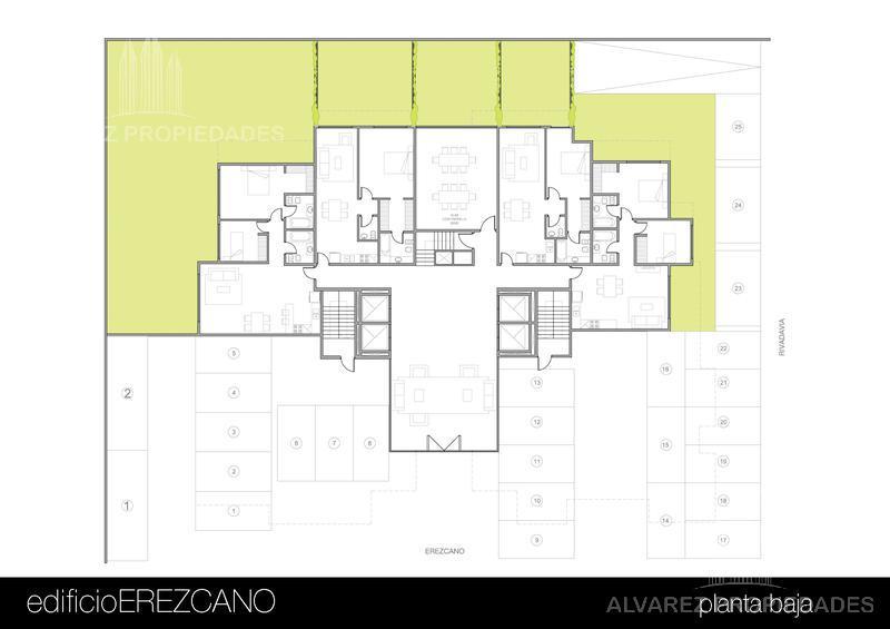 Foto Edificio en Ituzaingó Sur Erezcano 1640 número 7