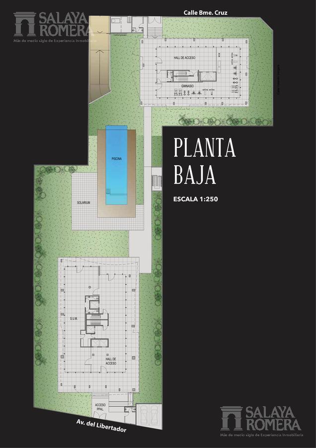 Foto Edificio en V.Lopez-Vias/Rio Av Libertador 1400 piso 10 A número 1