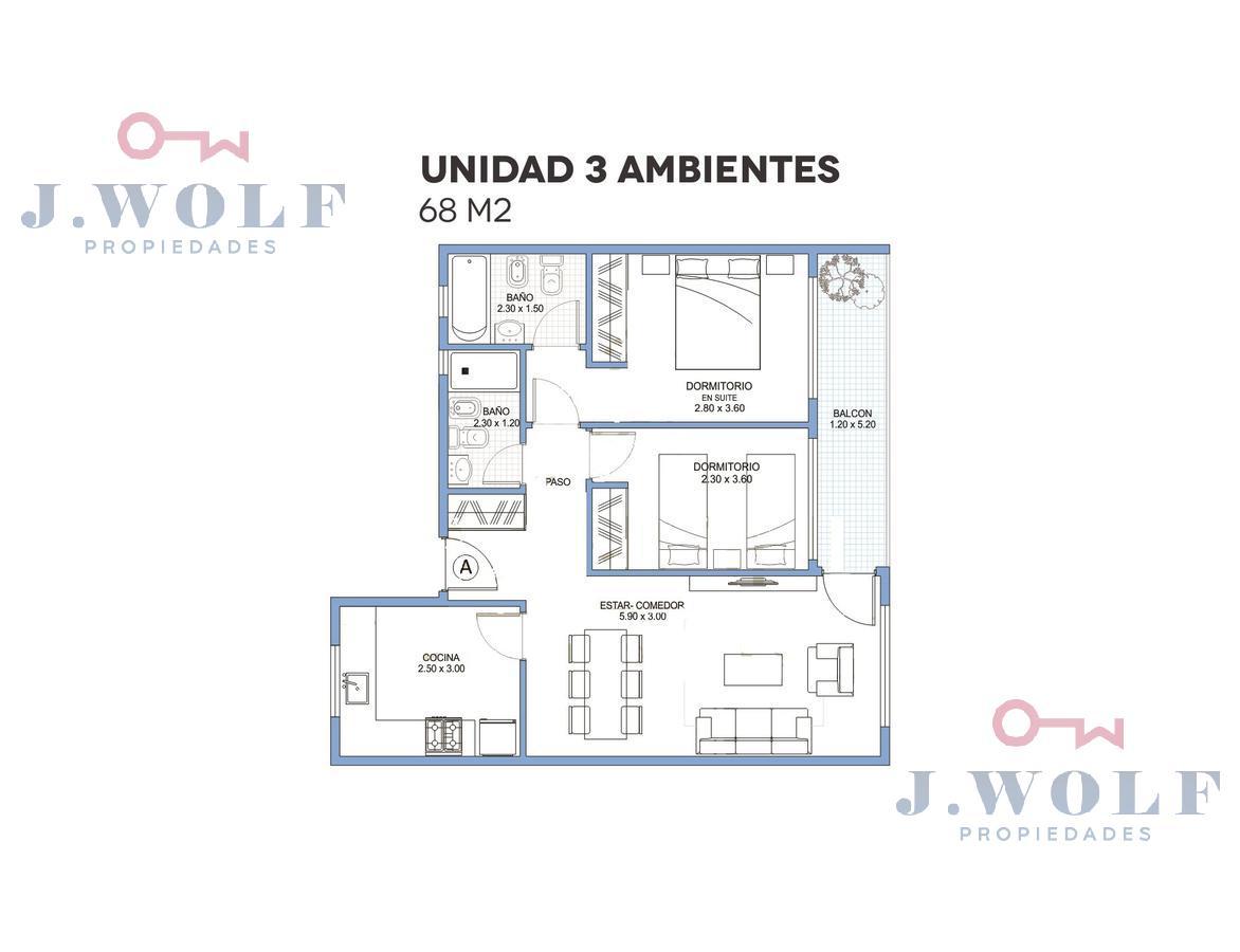 Foto Edificio en S.Martin(Ctro) Rivadavia 3200 número 1