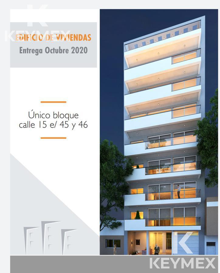Foto Edificio en La Plata calle 15 entre 45 y 46 número 8