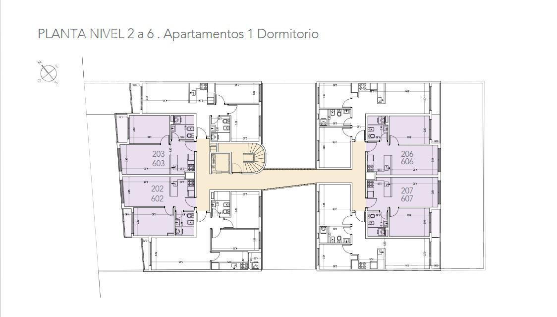 Foto Edificio en La Blanqueada 8 de Octubre y Jaime Cibils número 8