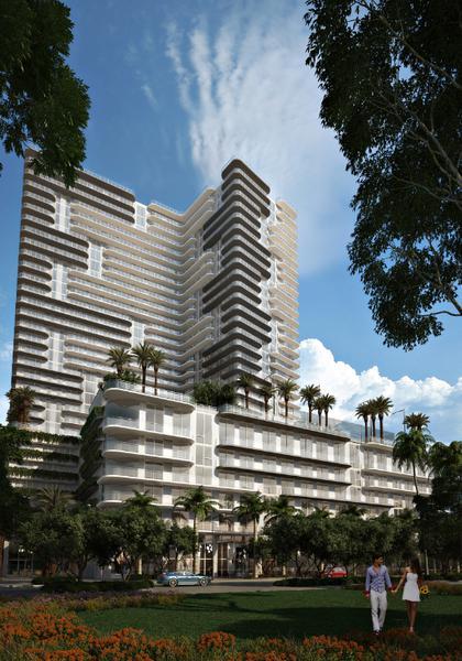 Foto Edificio en Tela 3401 NE 1st Ave número 17