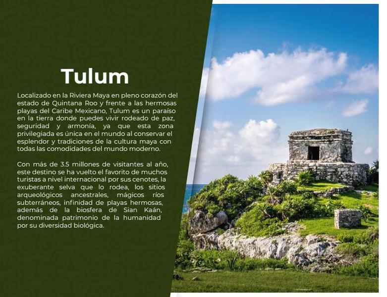 Foto Barrio Abierto en Tulum Aldea Zama. Tulum, Quintana Roo número 7