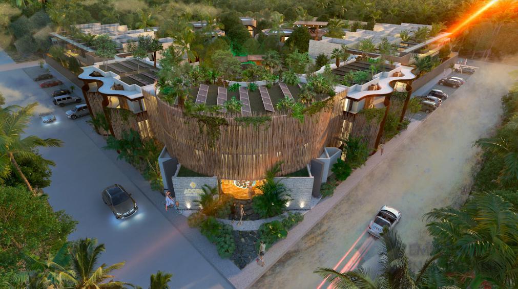 Foto Edificio en Region 15 Kukulcan Adora Tulum Quintana Roo número 3