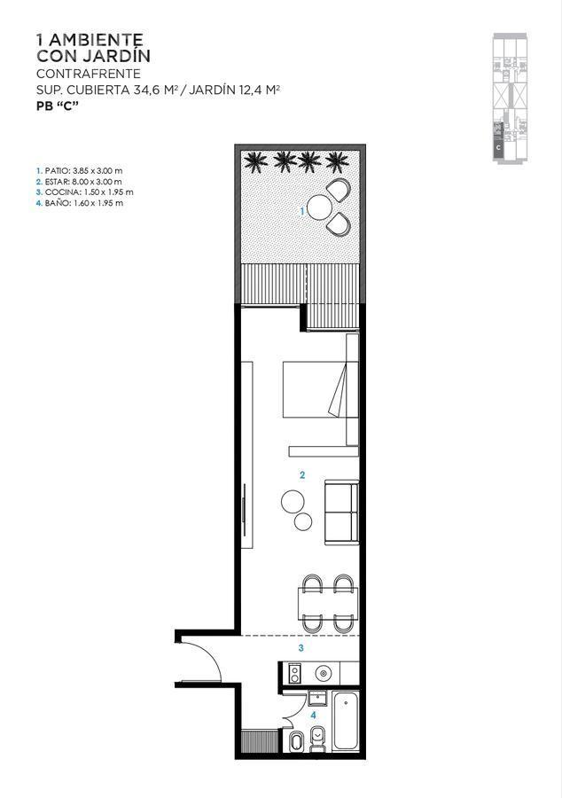 Foto Edificio en Saavedra Jaramillo 3744 número 11