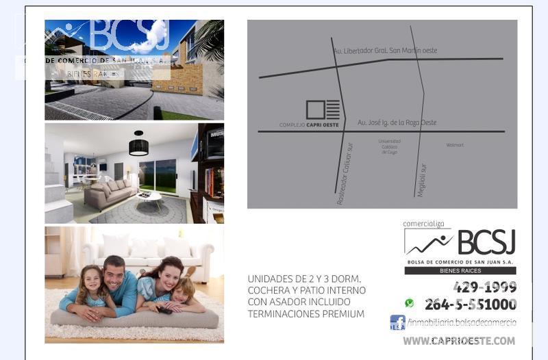 Foto Barrio Privado en Rivadavia Av. Ignacio de la Roza y R. Calivar número 4