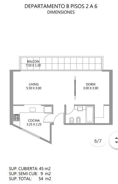 Foto Edificio en Villa Urquiza Pampa  5100 número 7