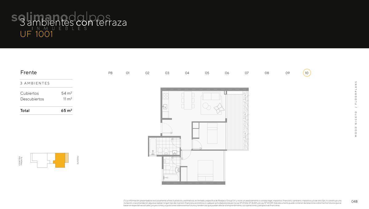 Foto Edificio en Palermo Hollywood Niceto Vega 5648 número 17